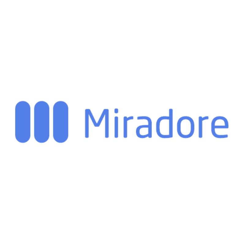 miradore logo
