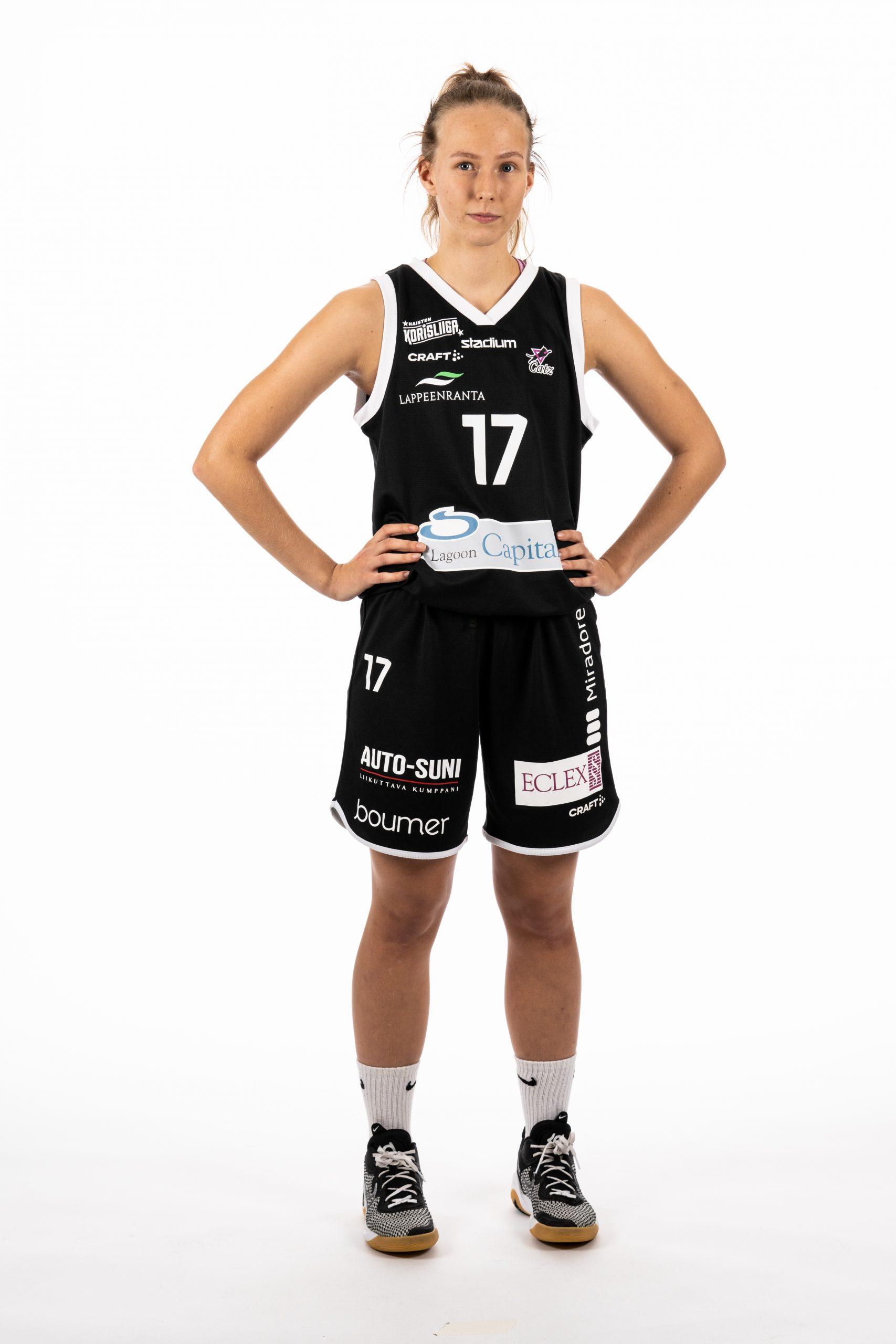 #17 Lotta Laaksonen